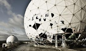 Disaffected NSA field station in Teufelsberg, Germany. Flickr/Koen Colpaert. Some rights reserved.