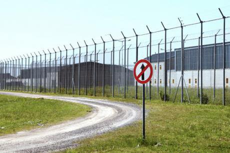 A federal prison in Argentina. CELS / Nicolas Rapetti. All rights reserved.