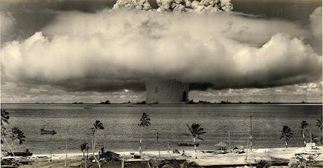 Operation Crossroads 1946. James Vaughn:Flickr. Some rights reserved.jpg