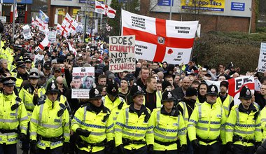EDL Greater Manchester