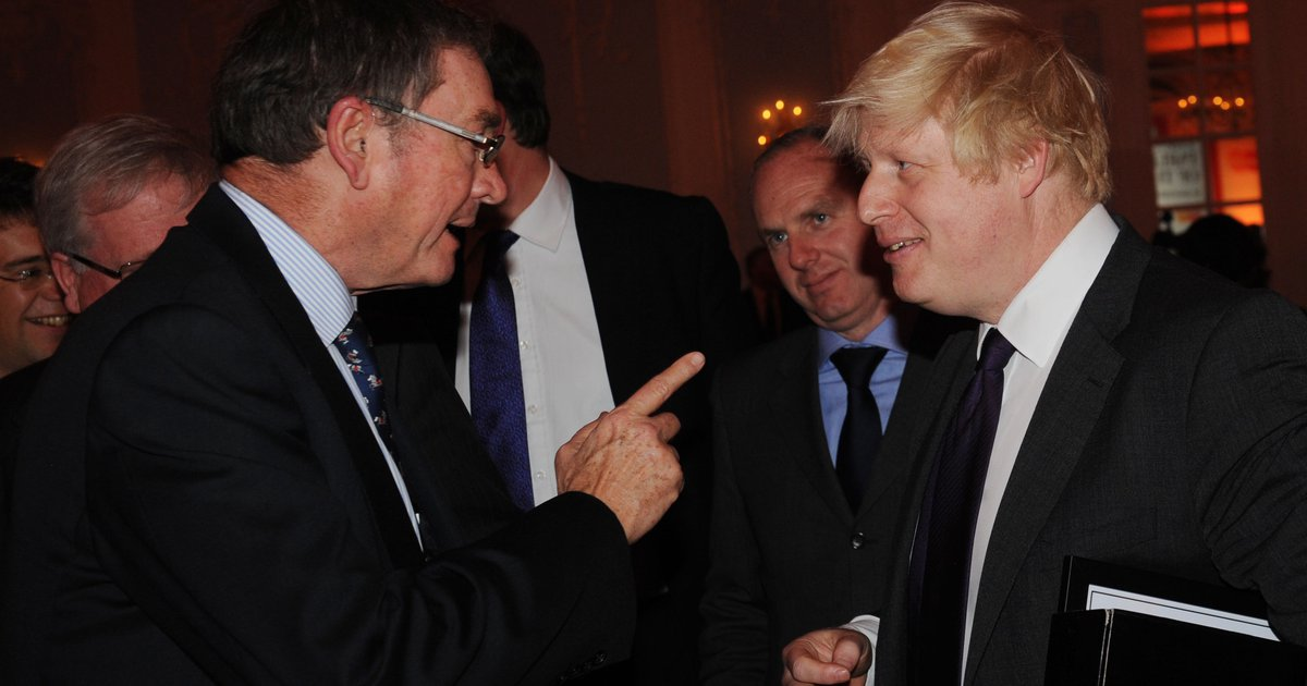 Revealed: Tory donor Lord Ashcroft's outsourcing firm given £350m vaccination contract