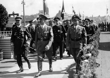 The Orban regime takes Horthy's Hungary as an example