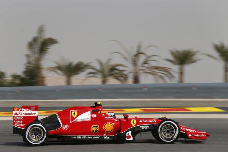 Grand Prix of Bahrain, 2015. HOCH ZWEI/DPA/PA Images. All rights reserved.