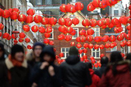 London Chinatown, Anthony Devlin/PA Wire/Press Association Images. All rights reserved.
