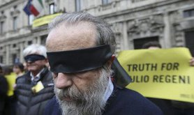 Luca Bruno/AP/Press Association Images. All rights reserved.
