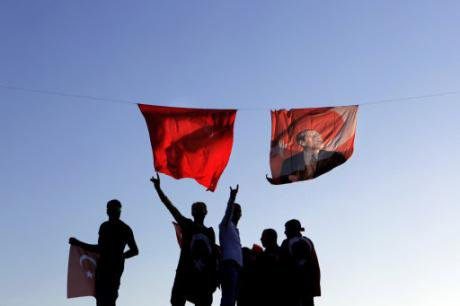 More than black and white: a report from Istanbul | openDemocracy