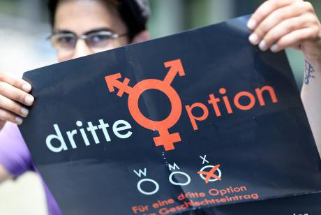 Activists have campaigned for years in Germany for intersex rights.