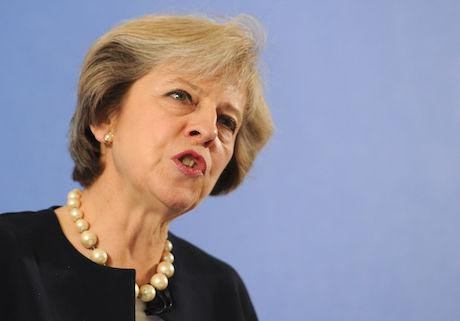 Prime Minister Theresa May. Credit: Nick Ansell/PA Wire/Press Association Images. All rights reserved.