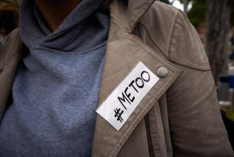 #Metoo protests continue.