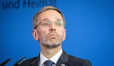 Herbert Kickl, Minister of the Interior of Austria