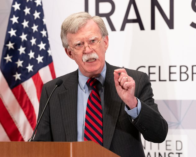 John Bolton at the United Against Nuclear Iran 2018 Summit
