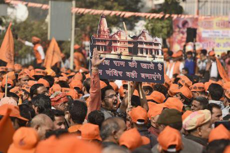 Divine players in Indian politics | openDemocracy
