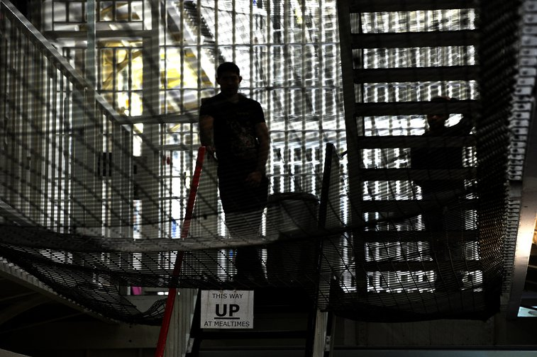 Prison inmates - conditions have deteriorated drastically since the UN's last report in 2013, say experts.