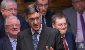 Jacob Rees-Mogg speaking about the Government's Brexit deal, in the House of Commons, 29 January 2019