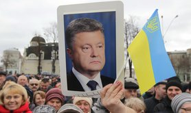 poroshenko rally march 2015