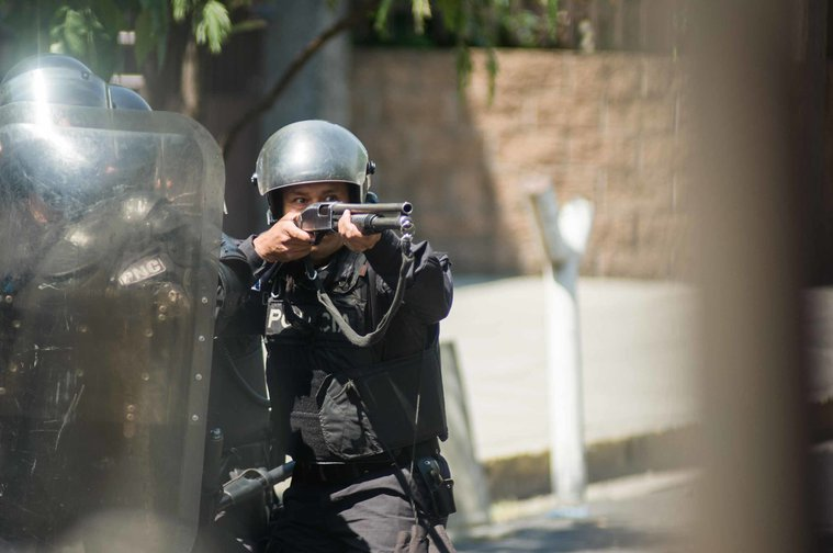 Use of lethal force in Latin America: A sinister political