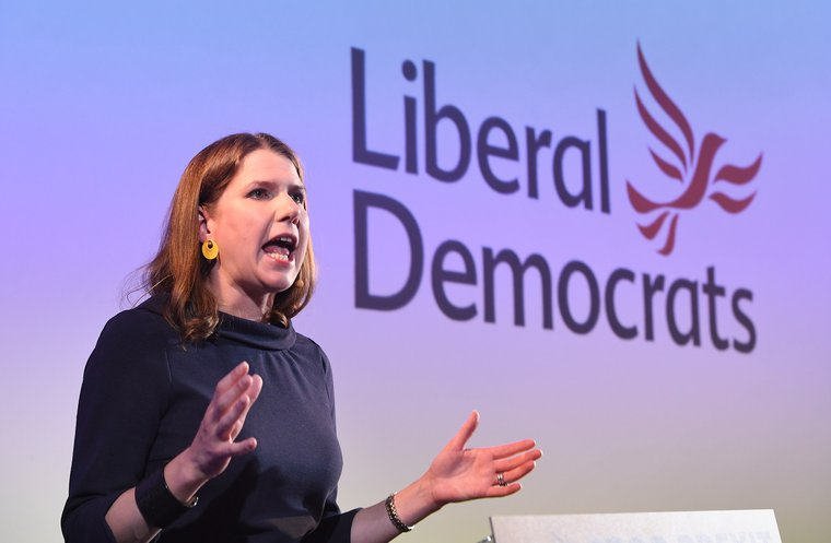 Party leader Jo Swinson has criticised Jeremy Corbyn for inaction on anti-Semitism within the Labour party.