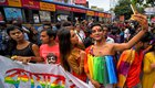 LGBT Community march for Social Rights in Kolkata, India - 08 Sep 2019
