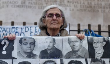 Unexamined war crimes in Spain