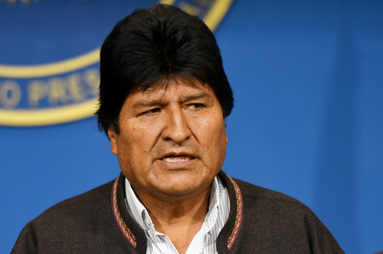 Evo Morales The Fall Of The Hero Of The Bolivian Transformation Opendemocracy