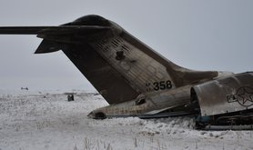 AFGHANISTAN-GHAZNI-U.S.-AIRCRAFT-CRASH Jan. 27, 2020