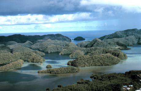 Islands of the Republic of Palau