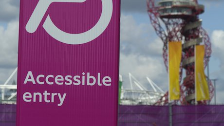 Paralympics. Demotix/Julio Etchart. All rights reserved.