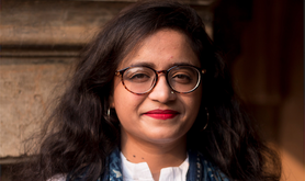Priyanka Dubey, author