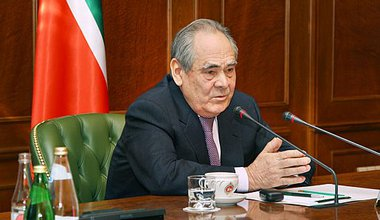 President Shaimiev explains his resignation