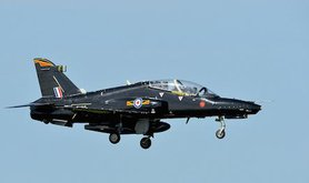 RAF Hawk aircraft. Jez/Flickr. Some rights reserved.