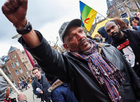 Rally held on UN International Day Against Racial Discrimination. Demotix/Hans Knikman. All rights reserved.