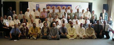 Regional Report picture- Morocco group shot sub-regional religious leaders training.jpg