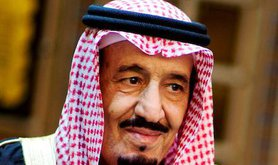 King Salman of Saudi Arabia. Wikimedia Commons. Some rights reserved.