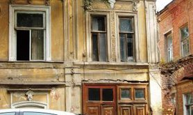 Old Saratov needs renovation