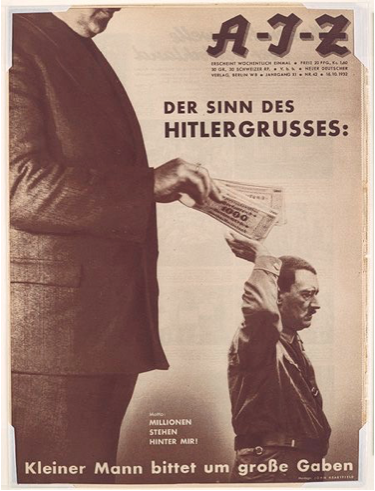 Wikimedia/John Heartfield. Some rights reserved.