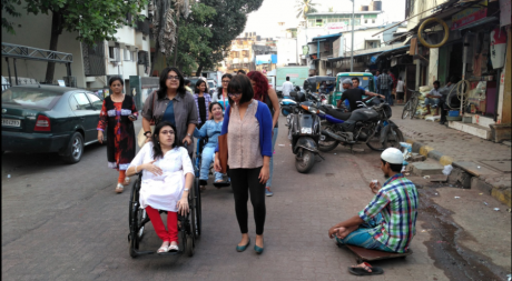 off-limits for disabled Indian women?