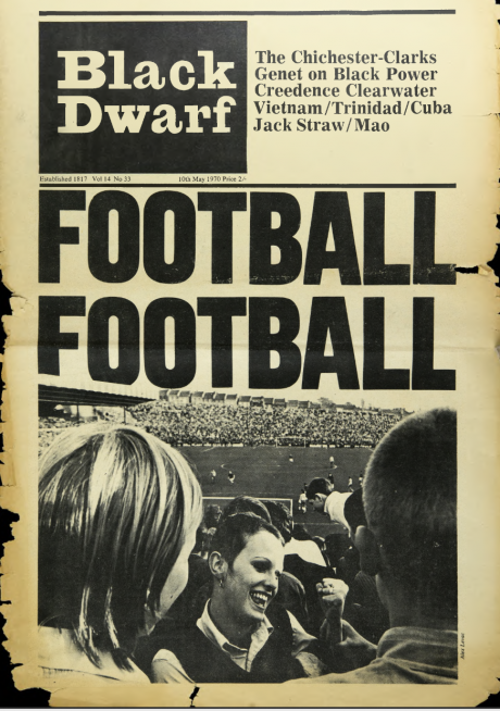 Black Dwarf, May 1970