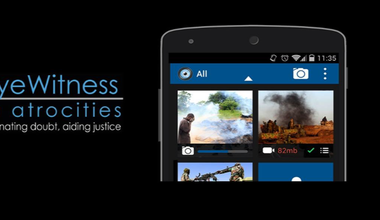 eyeWitness to Atrocities app