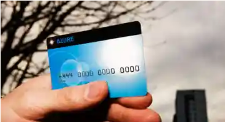 The Azure card, predecessor to the ASPEN card.