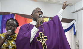 Kenya's Cosmopolitan Affirming Church welcomes the LGBTIQ community