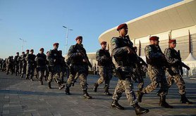 Security operation at the 2016 Olympic Games. Wikimedia/Tomaz Silva/Agência Brasil. Some rights reserved.