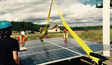 Solar Array - 8 panels per top of pole.jpg