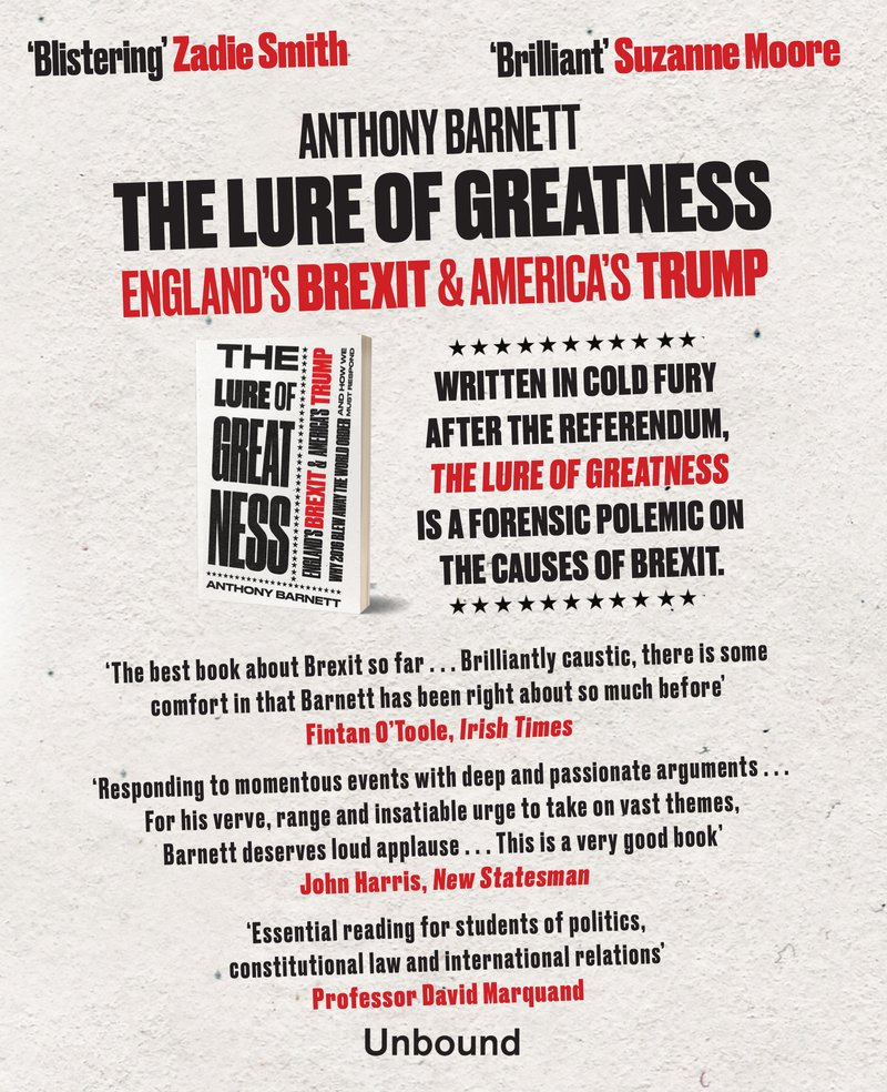 The Lure of Greatness ad