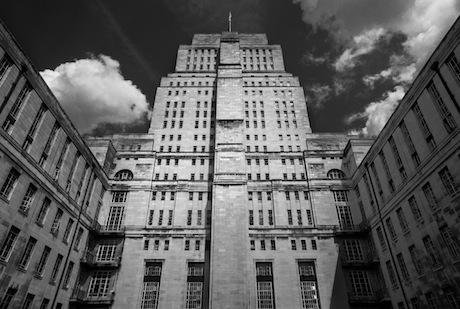 The Ministry - Senate House, Bloomsbury, London. Flickr-ScottSim. Some rights reserved.jpg
