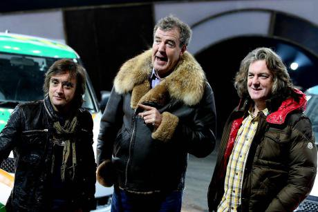 The lads, Top Gear.jpg