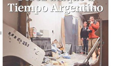 Tiempo Special Edition after the attack_0.jpg