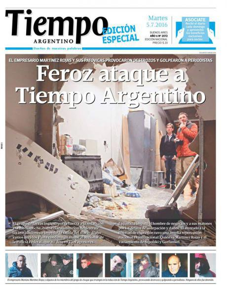 Tiempo Special Edition after the attack_1.jpg