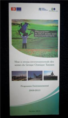 "2012 Brochure ""Reconciling GCT with its Environment"""