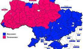 Ukrainian election outcome