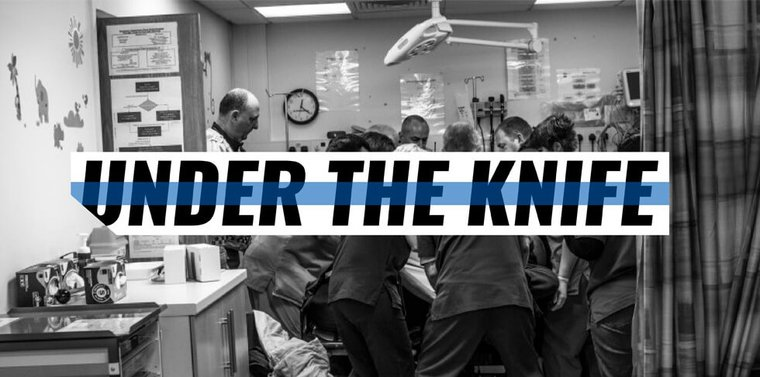 'Under the Knife' launches next week with free screenings across the country